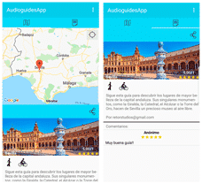 Cómo funciona AudioguidesApp Información de Audioguías gratuitas