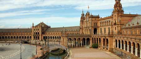 Audioguía gratis por Sevilla