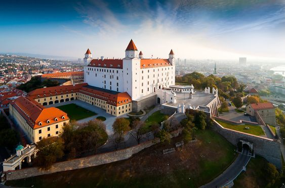 Audioguía gratis por Bratislava