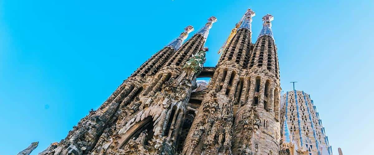Audioguía gratis por Barcelona de Antoni Gaudí