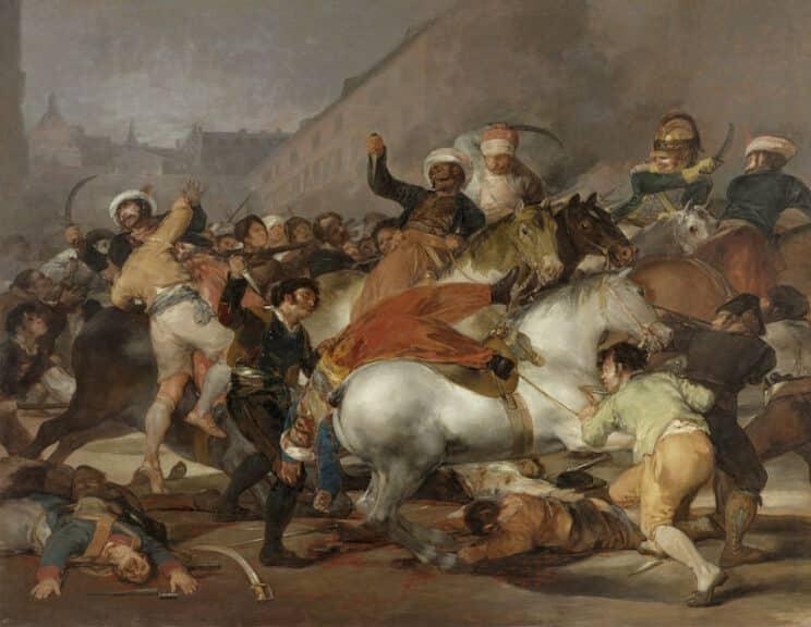 Audioguía 2 de mayo Madrid 1808